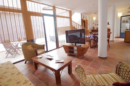 Paz y relax en un paraje natural - Caleta del Sebo - Haus