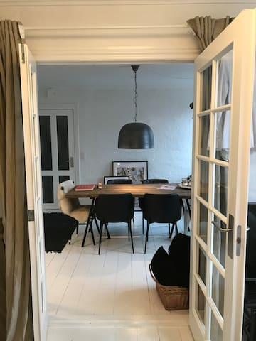 Nice charming appartement in the heart of Aarhus