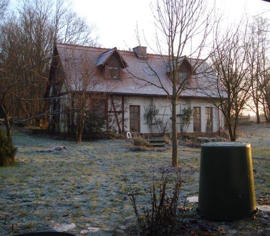 Mitten auf dem Land :) - Milmersdorf - Rumah