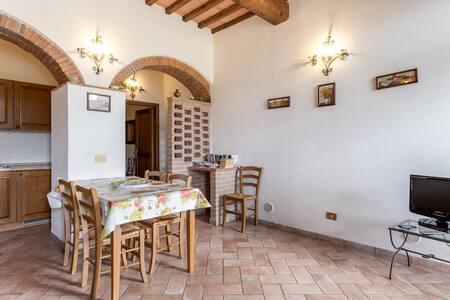 Borgo di Montereggi-1 bedroom apt. - Capraia e limite - 公寓