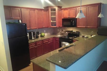 Upscale Executive Suite with Amenities - Winston-Salem - Wohnung