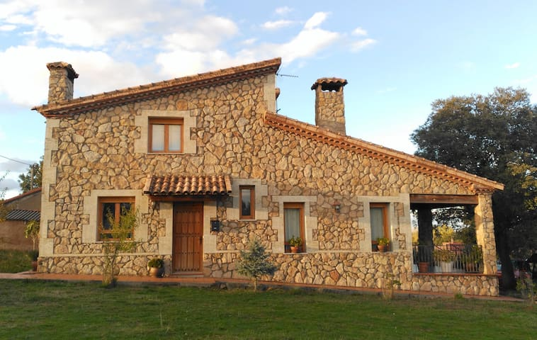 Casa rural a 20min de la alberca casas rurales en - Casa rural puebla de arenoso ...