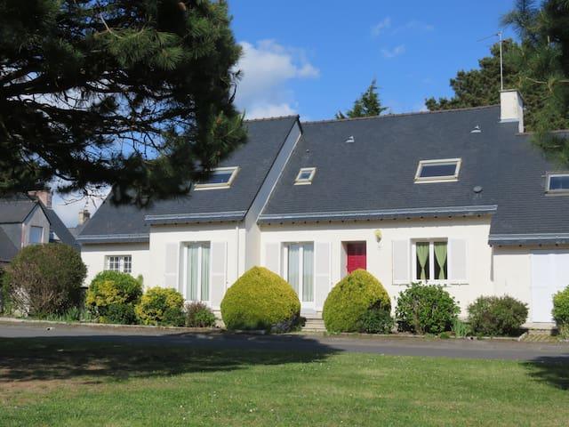 villa de kercadoret - Saint-Philibert - House