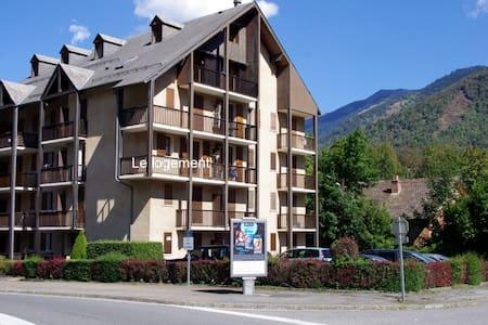2 pièces, vacances, cures et ski - Bagnères-de-Luchon