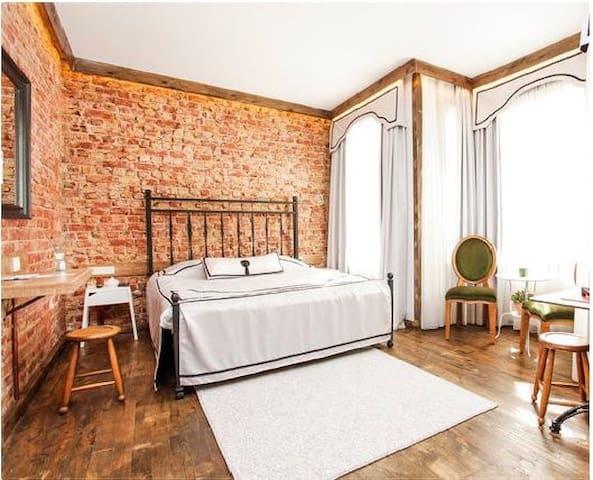 İncila Suites, Galatada Özel Tasarımlı Odalar