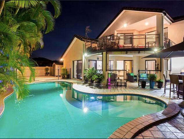 Large Home with pool