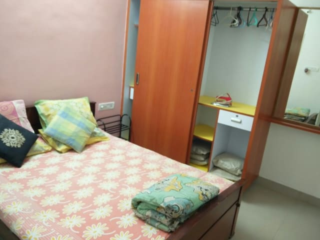 Perfect location to stay with fun loving people - Bangalore - Huis