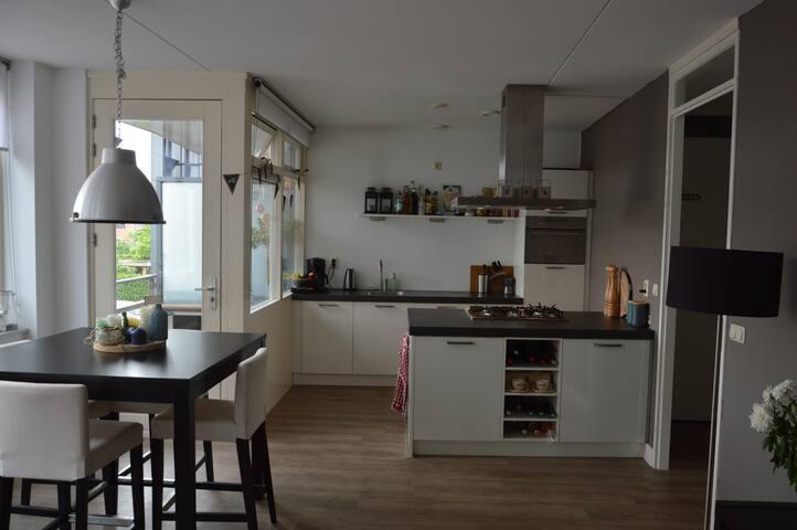 Appartement in het centrum van Castricum