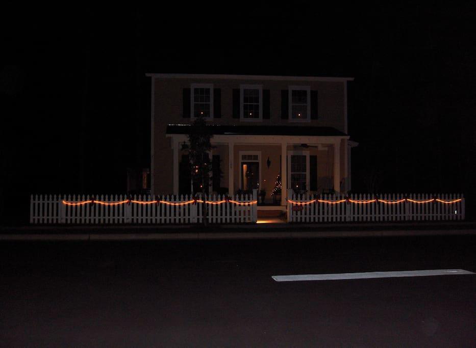 Christmas at Dogwood House