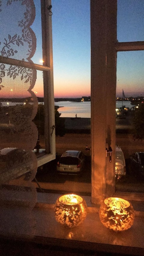 Wonderful summer apartment in Karlskrona