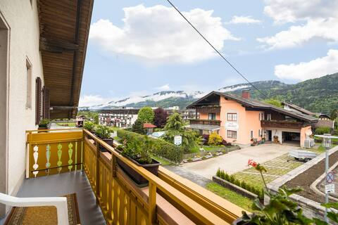 Tranquil Apartment in Tröpolach near Nassfeld Skiing Parking
