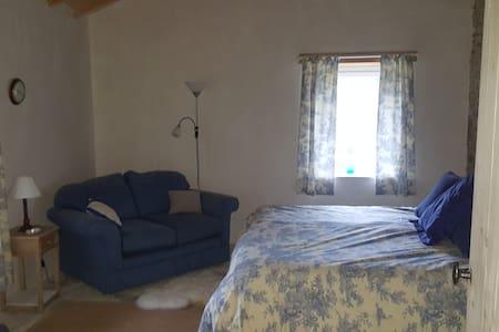 Chambre avec entrée indépendante - Arbouet-Sussaute - 住宿加早餐
