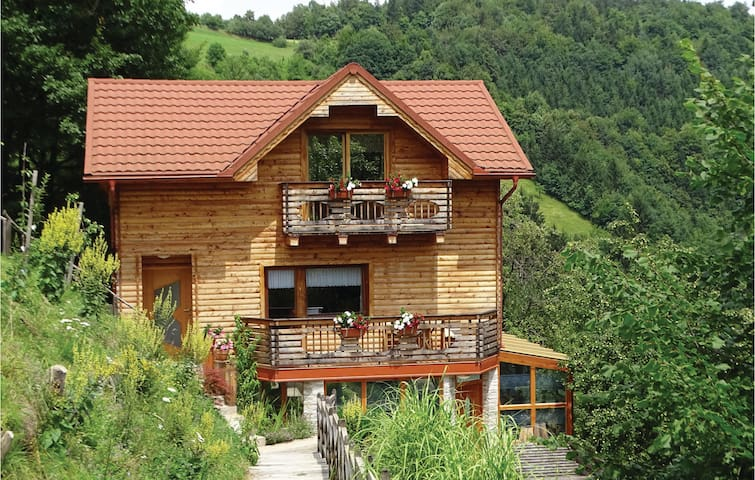 Holiday cottage with 1 bedroom on 102m² in Vransko