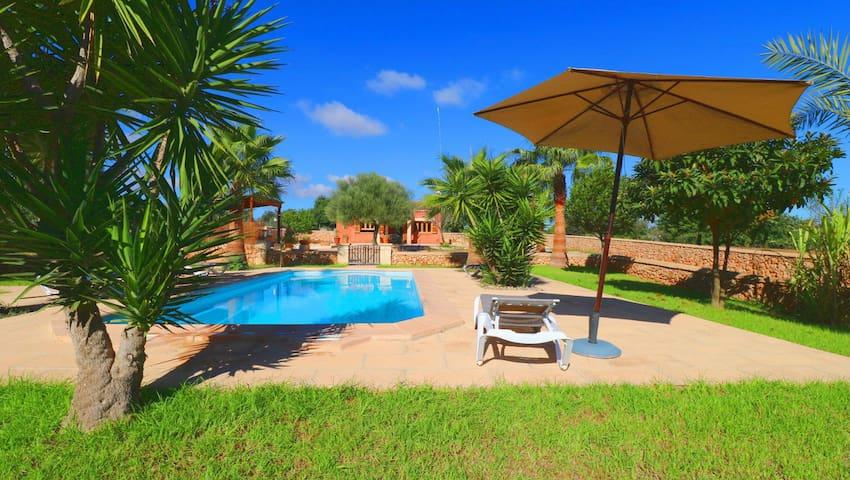 Finca Linda, piscina privada, wifi gratis