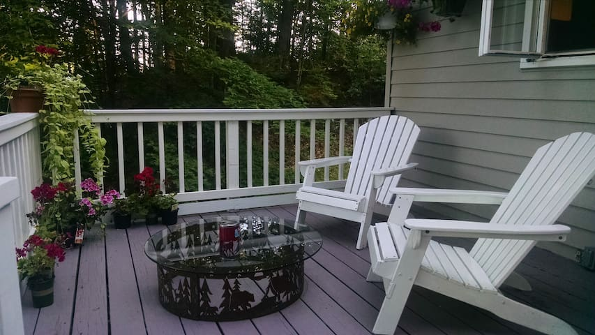 Cottage by Lake Winnipesaukee-Alton Bay, NH