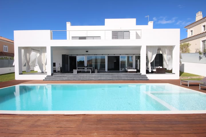 Beautiful and modern 4 bed Villa w/ pool - Almancil - Casa