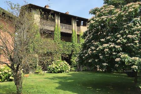 Rilassante villa nei piacevoli luoghi manzoniani - Mozzana