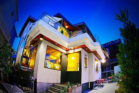 Guest house and Cafe in Suwon,Korea - Suwon-si