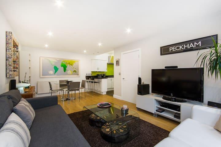2 Stops London Bridge 2 Bedrooms - Londres - Apartamento