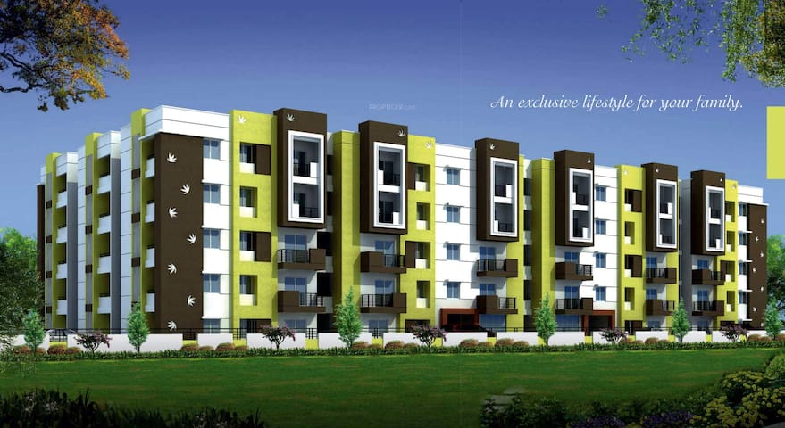 GR signatures - Bangalore - Wohnung