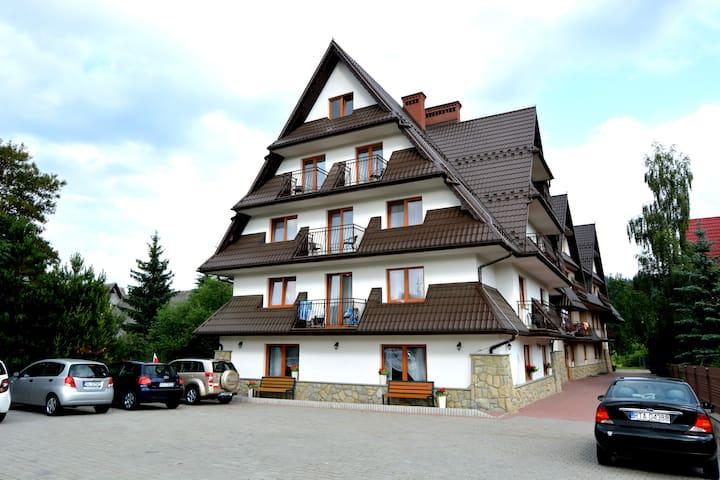 Dom Wypoczynkowy Halina - Biały Dunajec - Zakopane