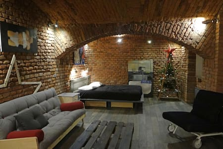 "LOFT APARTMENT ""THE DOORS"" in center of Prague - Prague"
