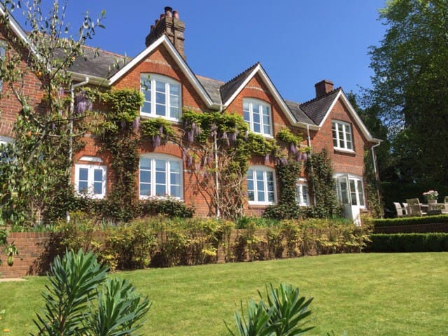 In the heart of a Wiltshire village - Ramsbury - Casa