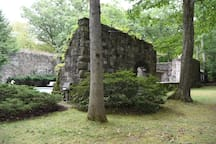 Outdoor area Modern Zen house court
