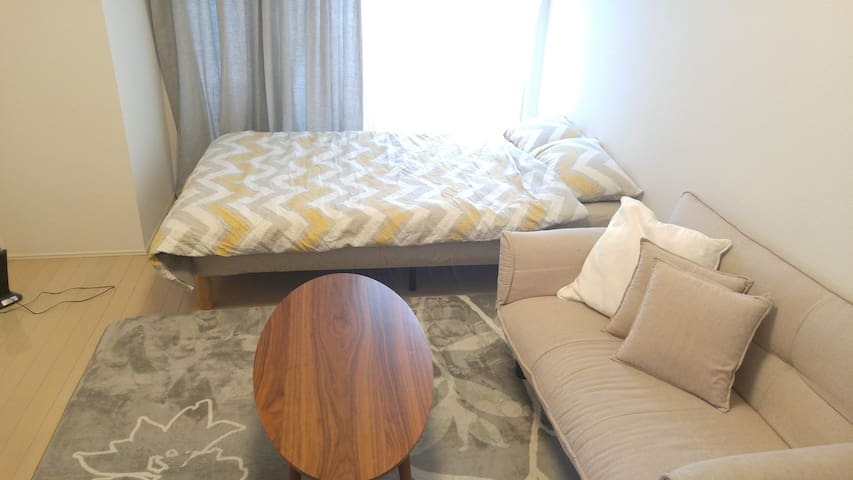 3 min from Sta! Gotanda Convenient Location! - Shinagawa-ku - Pis