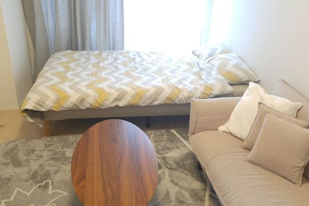 3 min from Sta! Gotanda Convenient Location! - Shinagawa-ku - Departamento