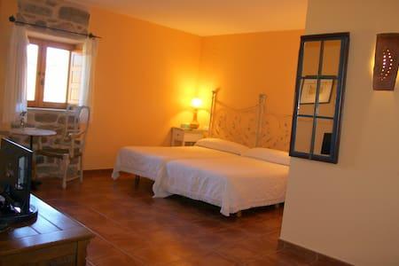 Hotel Rural la Casa del Gallo. Habitación 5 - Almeida de Sayago, Zamora - Lain-lain