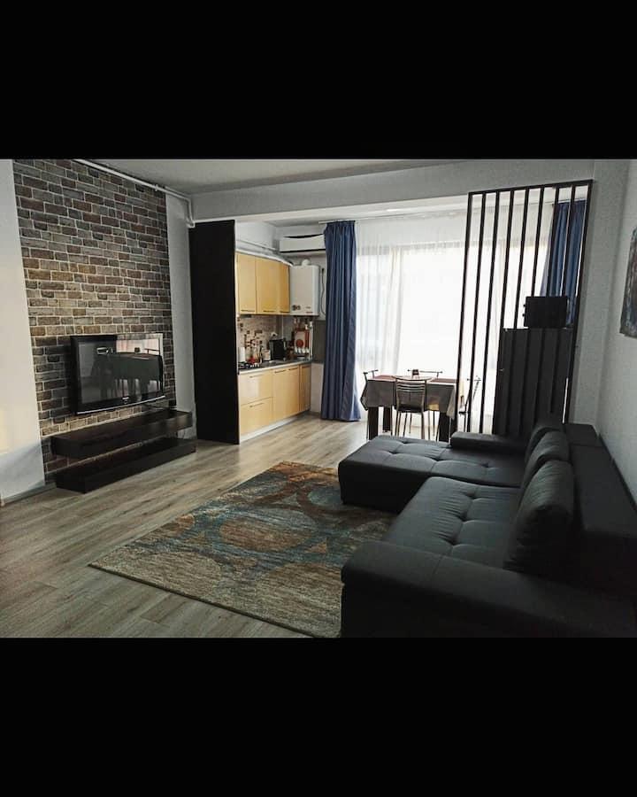 Pontoon Apartment Mamaia Nord