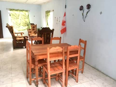 Apartment with 2 bedrooms in Toamasina, with terrace - 100 m from the beach