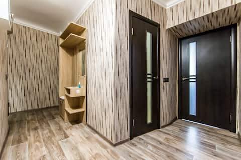 Apartment near Zhitomirskaya metro station