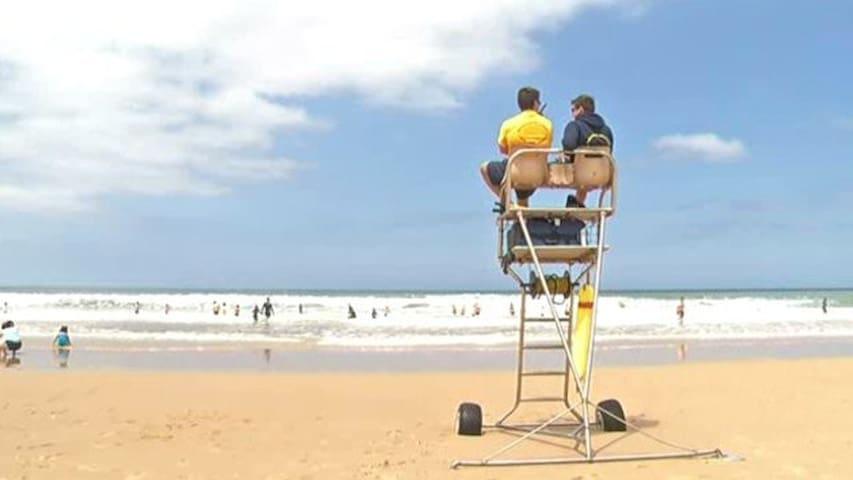 Surveillance des plages