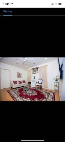 Spacious 3 Bedroom Apartment - Private  Entrance