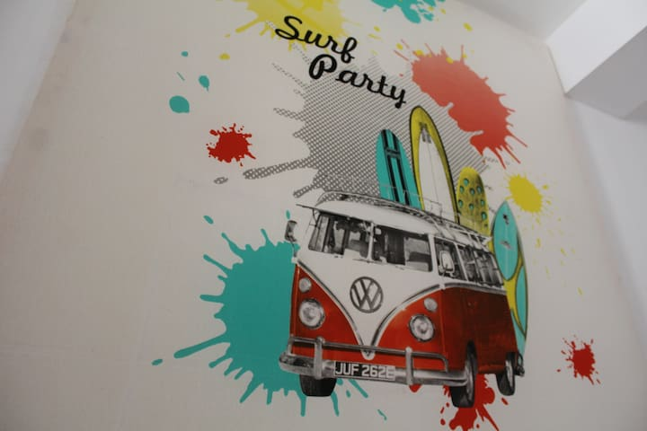 Melograno Surf Vintage Experience