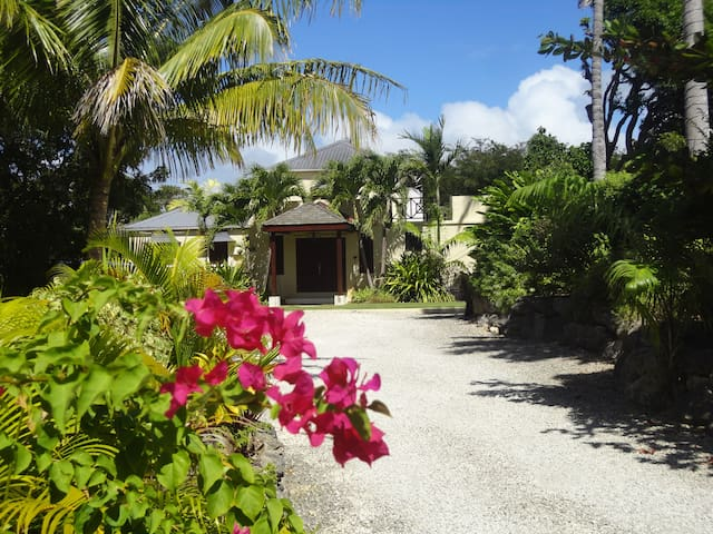 Curates house , Farm rd , Speightstown , St Peter - Warleigh - Talo