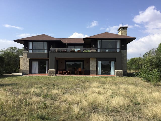 Mount Kenya Wildlife Estate House #56