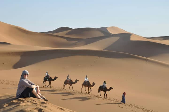 Dar yaya Mhamid désert tours