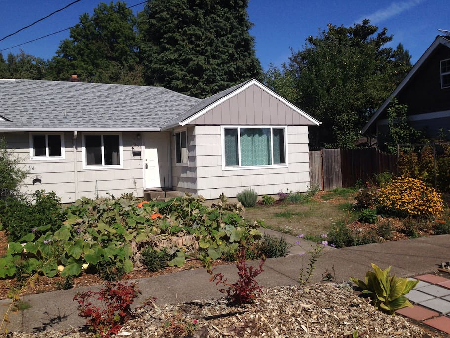 Spacious one bedroom on beca houses for rent in 2 bedroom apartments corvallis