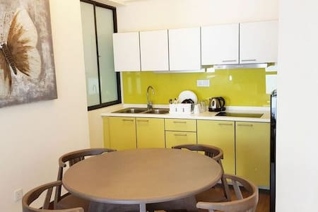 Relaxing apartment for 2 in KL - 吉隆坡