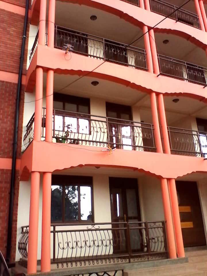 private room near MBI Sir Apollo Kagwa RD