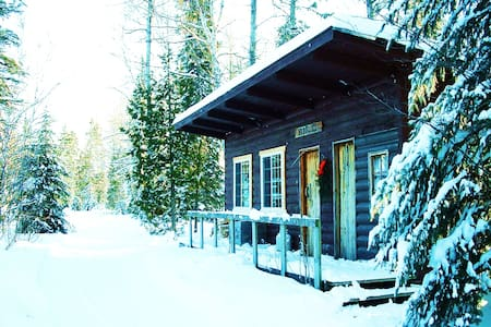 Hike out the Door at  Bally Creek Cabins-Biddles