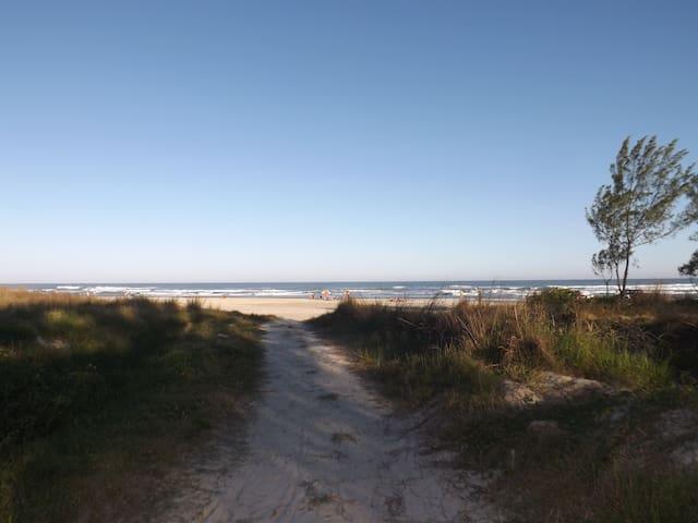 Chagada à praia