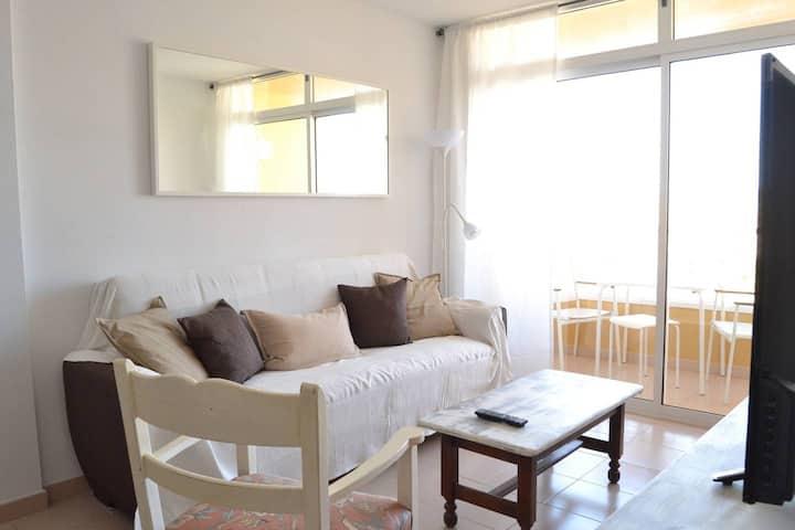 El Médano, 3 bedrooms, pool, balcony and parking