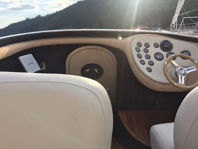 Motoscafo Sportivo in tutto il Lago - Toscolano Maderno - Barco