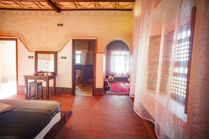 SUITE OKRAD FOR 4P or 3P - Ouarzazate