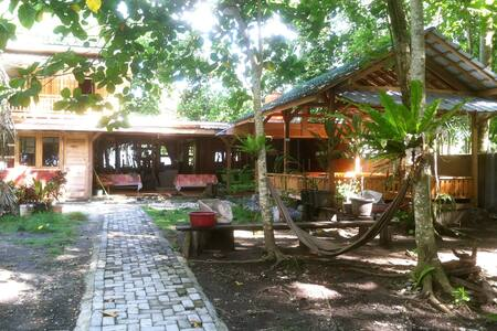 Mios Bungalow for your stay at Krui Indonesia