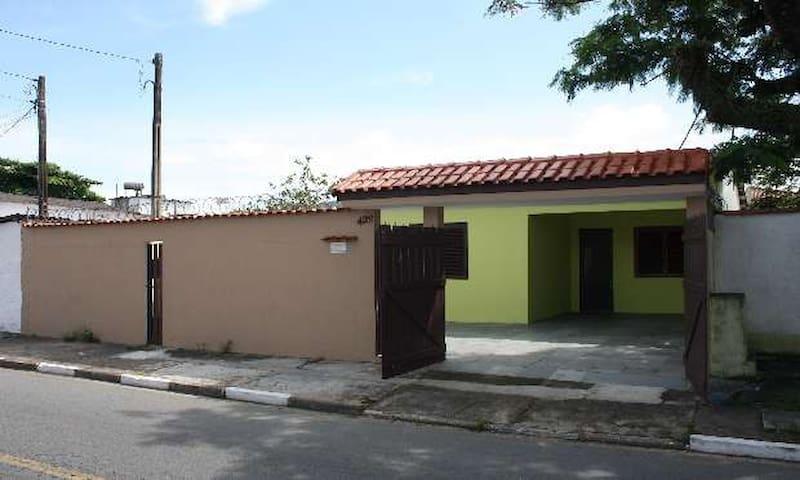 Linda Casa em Iguape-SP - Iguape - Casa